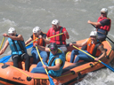 Rafting in Georgia, Caucasus